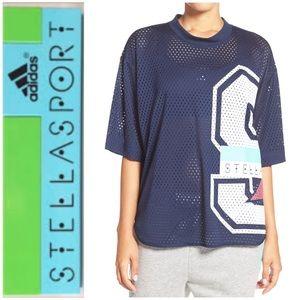 Adidas Stellasport Mesh T-Shirt